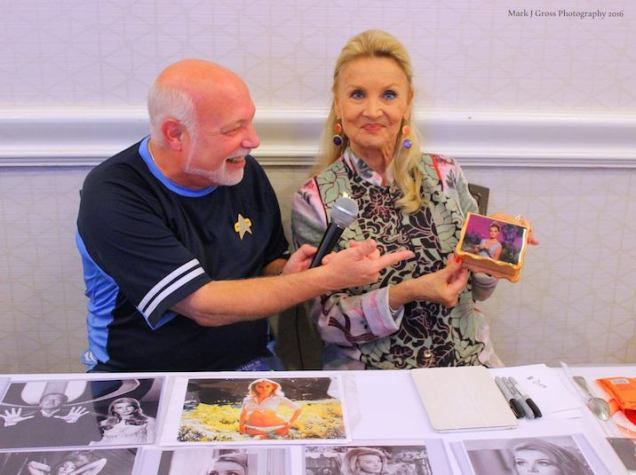 Shore Leave Mark Gross with Barbara Bouchet