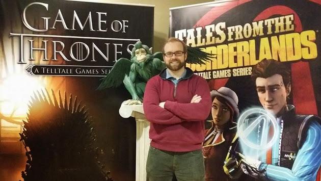 Justin Sloan Telltale Games