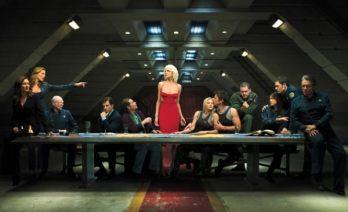 Doug Drexler Battlestar Galactica