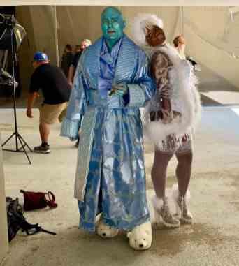 Rick Mr Freeze