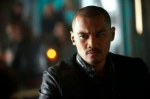 """DARK MATTER -- """"Wish I'd Spaced You When I Had the Chance"""" Episode 211 -- Pictured: Alex Mallari Jr. as Four -- (Photo by: Russ Martin/Prodigy Pictures/Syfy)"""