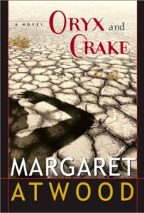 Oryx and Crake cover 1st edition