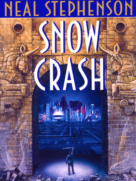 Snow Crash frontpage