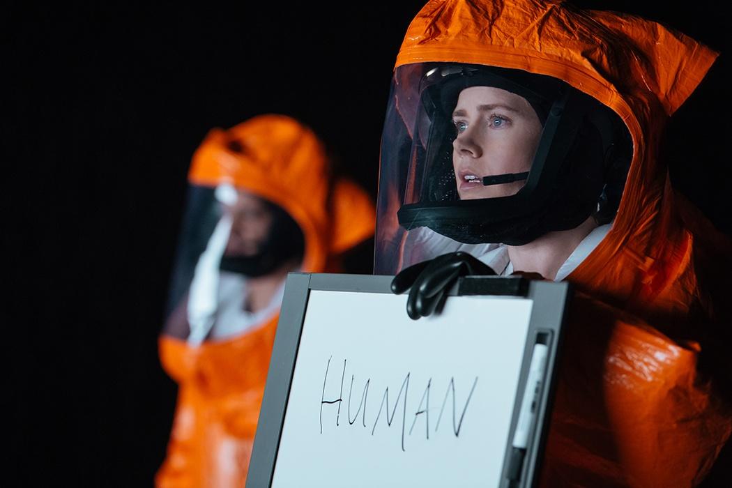 Arrival, Amy Adams