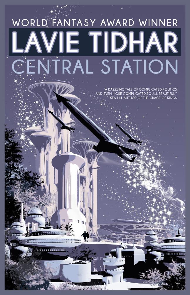 Central Station forside