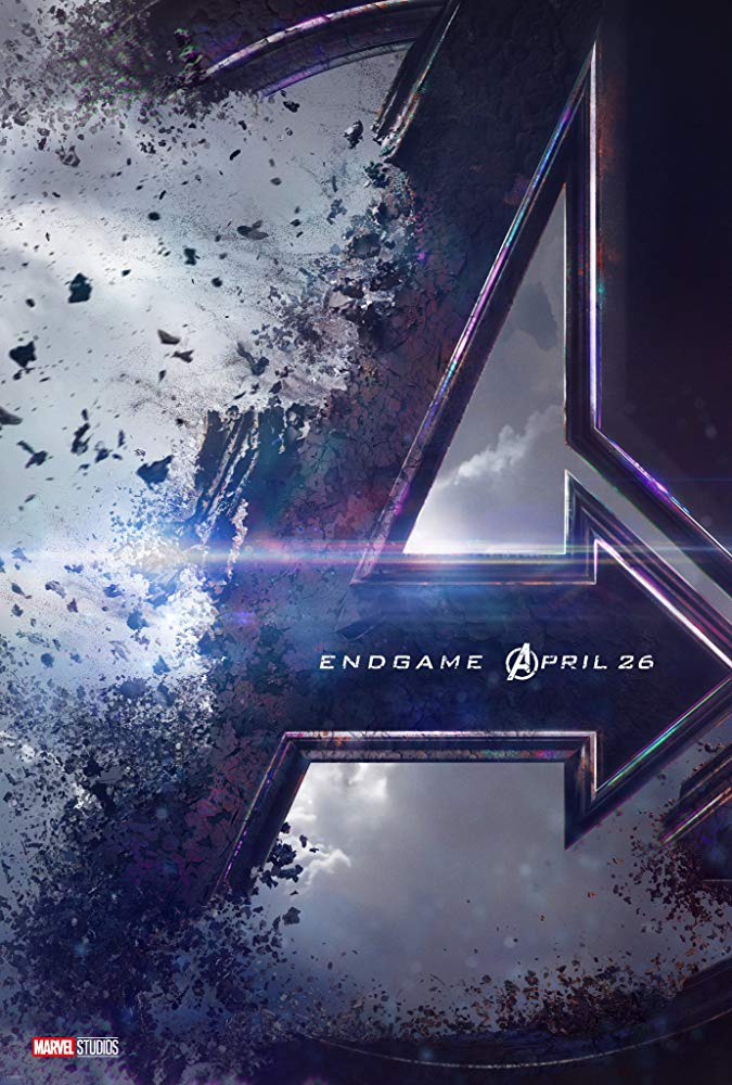 avengers endgame april 26
