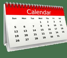Event Calendar now active