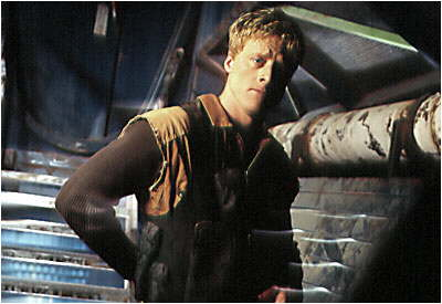 alan tyduk as hoburne wash the pilot of serenity in firefly
