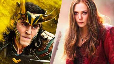 Loki and Scarlet Witch series on the horizon? 8