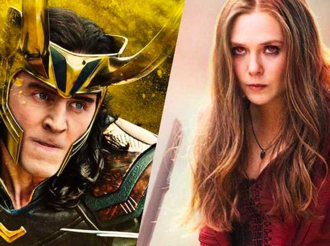 Loki and Scarlet Witch series on the horizon? 4