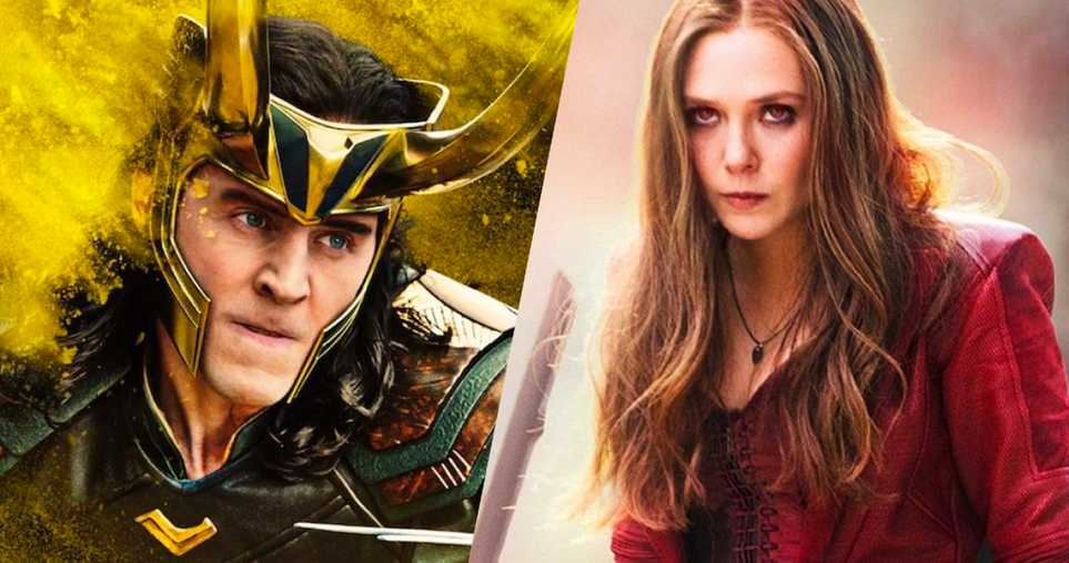 Loki and Scarlet Witch series on the horizon? 1