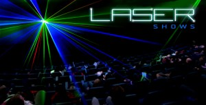Lasers, once thought to be a useless invention, are now used in everything from life-saving medical applications to entertainment spectacles. Image: Liberty Science Center
