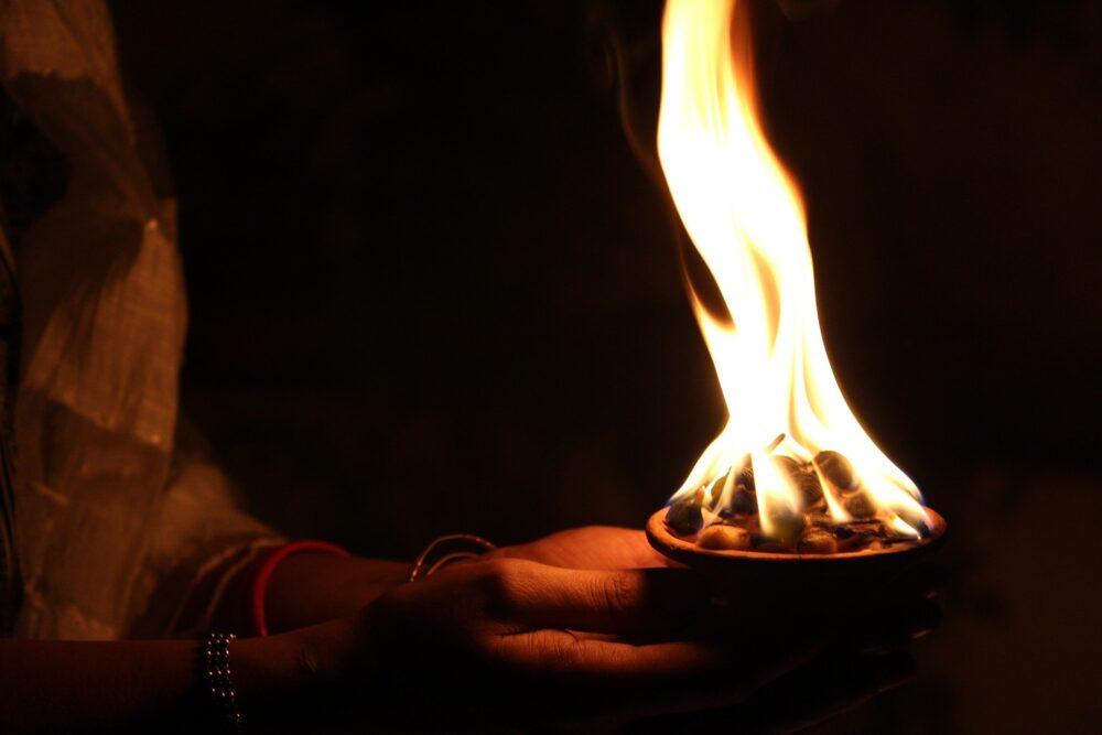 sacred fire of the veda science to understand agni facts