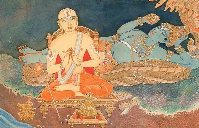 shri yamanucharya