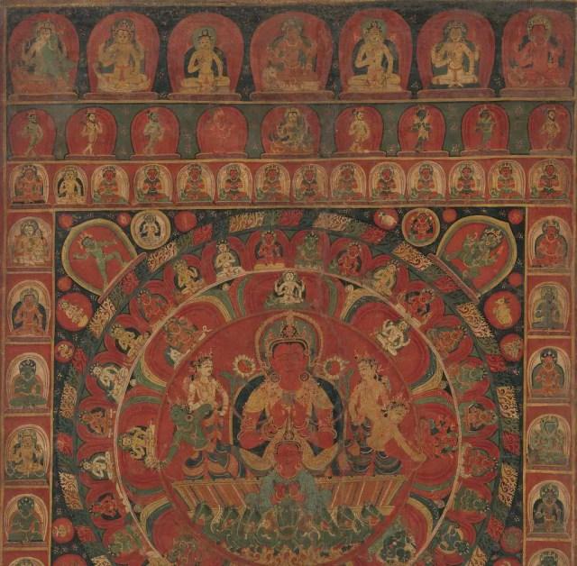 mandala of surya