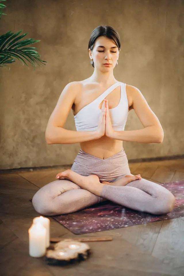 Padmasana, Pose for Kundalini Yoga