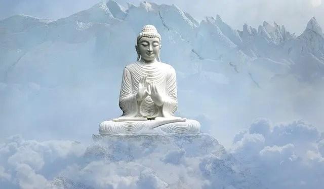 Gautam Buddha Meditation