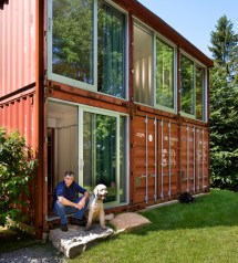 Old Shipping Container Homes