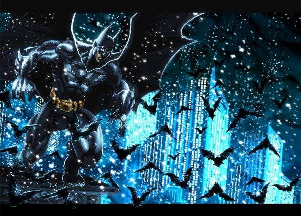 Batman and Robin Fan Art