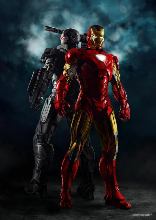 Amazing Iron Man Fan Art 25