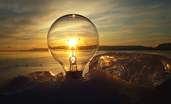 Evolution Of Light Bulb Comparison