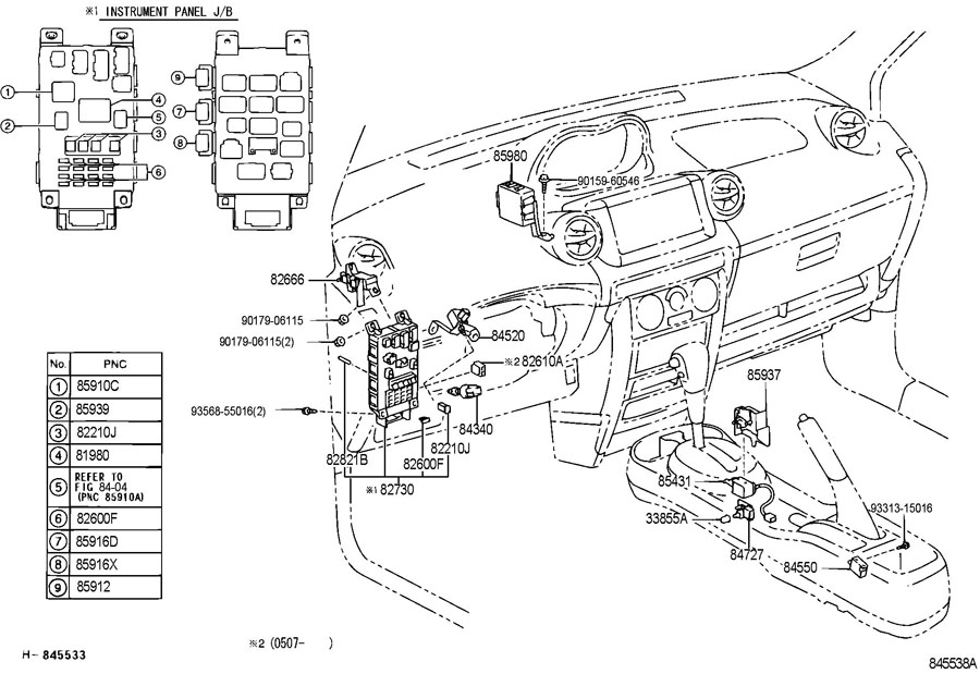 2005 Toyota Scion Xa Radio Wiring Diagram • Wiring Diagram
