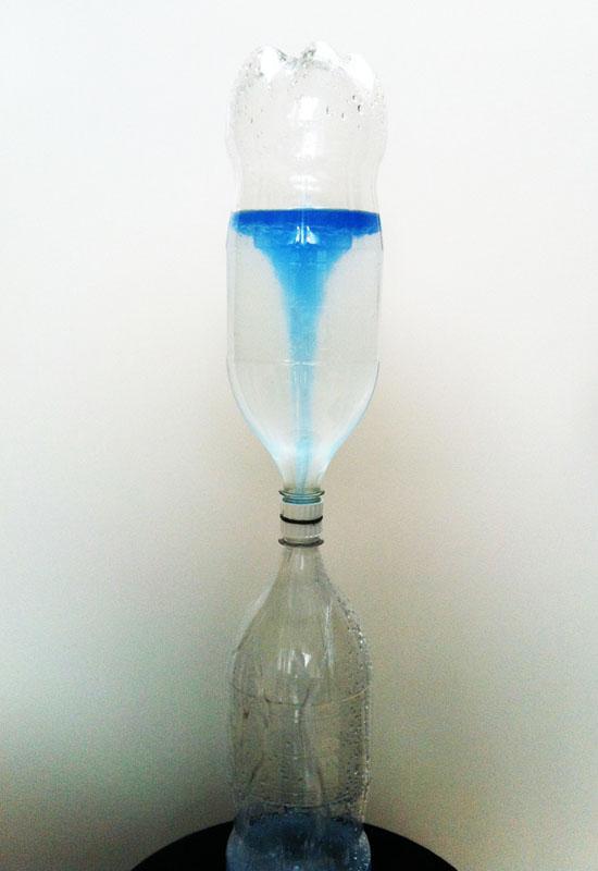 Vortex In A Bottle