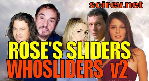WhoSliders #25 – ROSE'S SLIDERS: KEYQUEST 3 – STEALING ROSEMARY