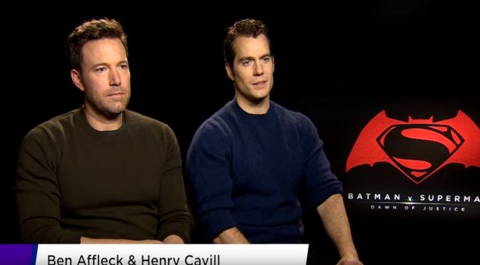 VIDEO: Sad Afflect after critics reviewed Batman vs Superman
