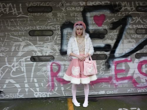 seattle street style: confessions of a female drag queen