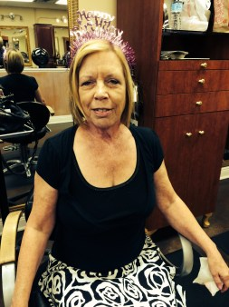 """ILENE: """"I have been specializing in hair for over 40 years. I have been with ScissorHands for 10 years. Hair is all I have ever done!"""""""