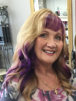 """MONA: Owner/ Master stylist and colorist. """"I have been doing hair for almost 50 years. I pride myself in taking continued education. It is a pleasure to serve the public and please you. I love what I do, and do what I love!"""""""