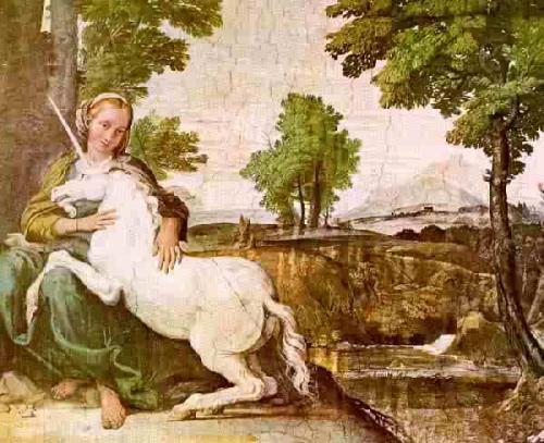 the_maiden_and_the_unicorn_domenico_zampieri