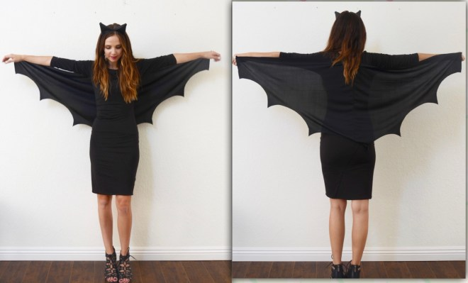 al black halloween outfits