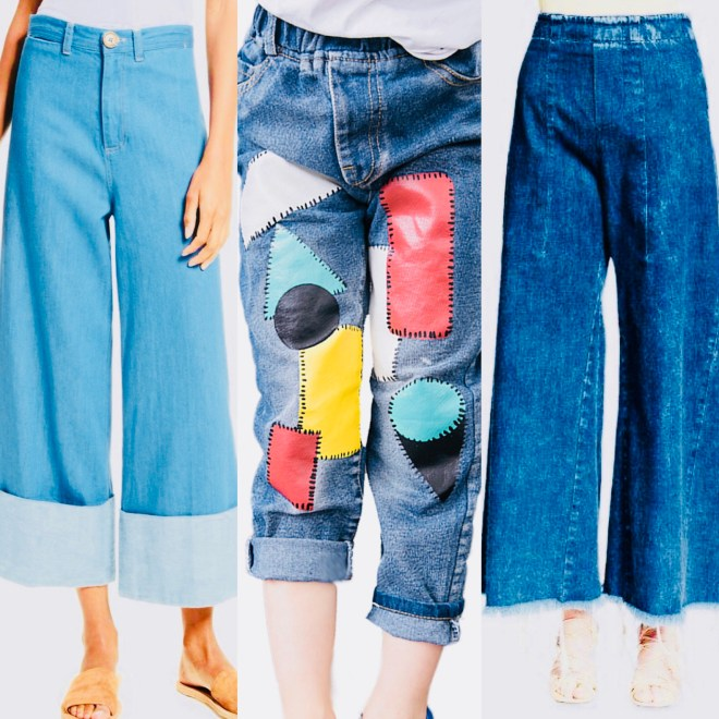denim trends 2018