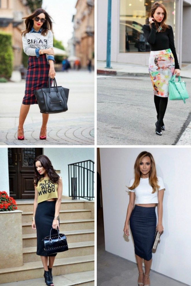 pencil skirts 2018