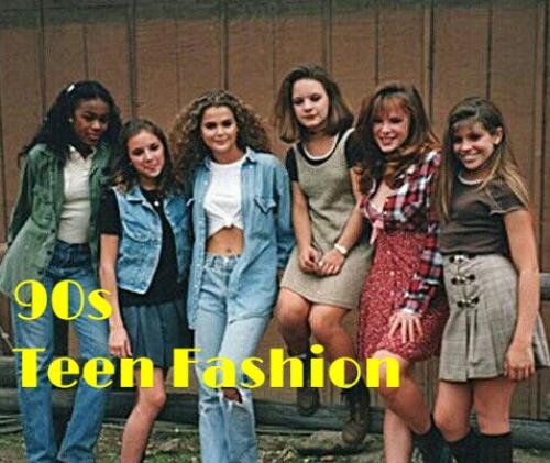 90s teen fashion