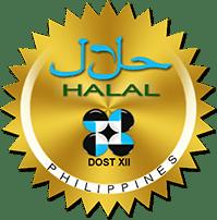 Halal Logo of DOST XII