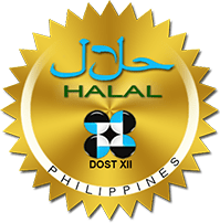 Halal Logo of DOST XII
