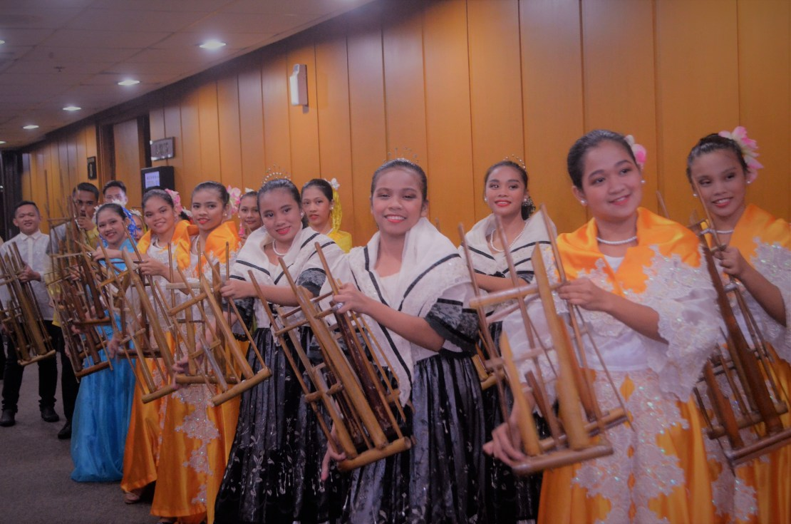 TESDA and young musicians