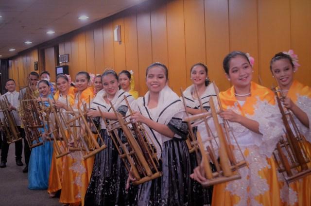 TESDA and young musicians