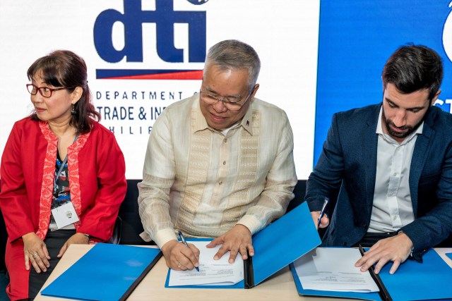 First Circle & DTI MOU Signing