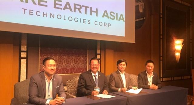 CEZA and Rare Earth