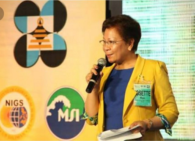 DOST-SEI Director Josette Biyo - Science and Digital News