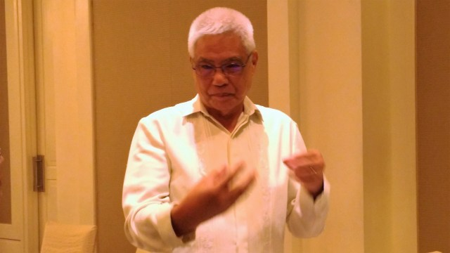 DICT Acting Secretary Eliseo Rio - Science and Digital News