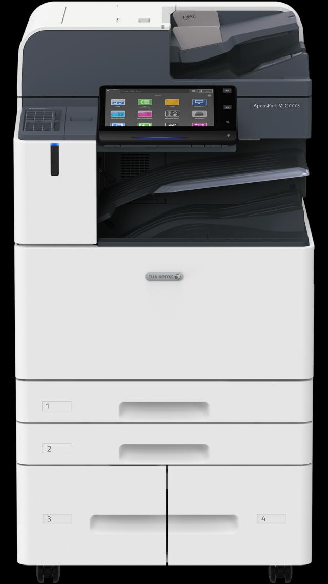 Fuji Xerox ApeosPort-VII C digital color multi-function printer - Science and Digital News
