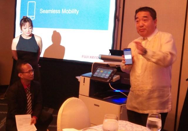 Fuji Xerox President Hideaki Kato - Science and Digital News