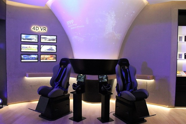 Samsung Philippines store VR - Science and Digital News