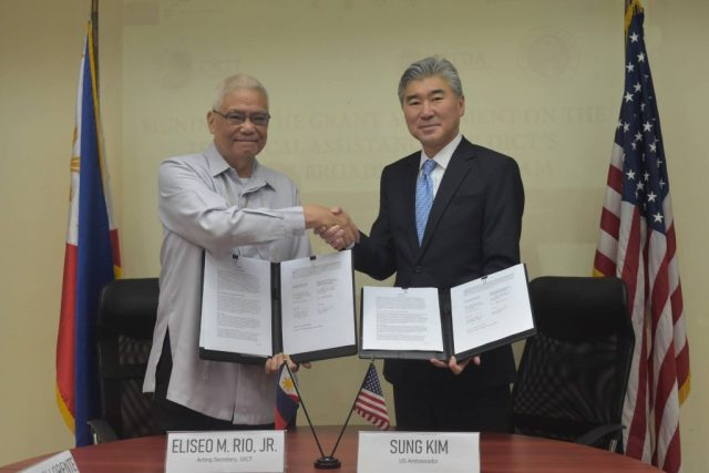 DICT and US Embassy
