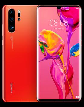 Huawei P30 Pro orange
